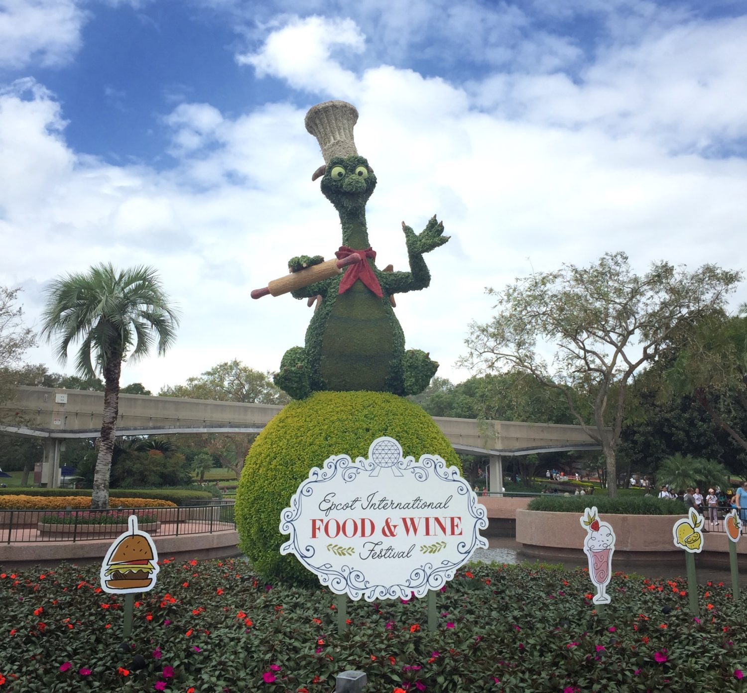 Review of Epcot International Food and Wine Festival at Disney World