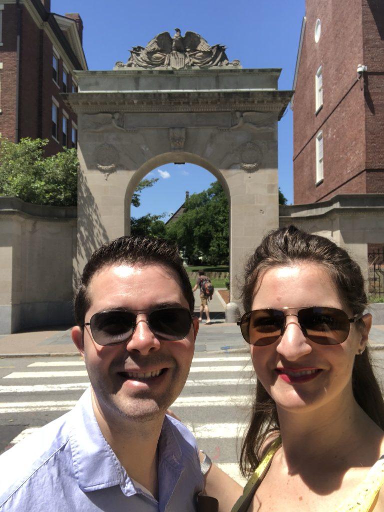 Brown University Gate