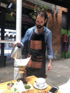 San Jose Costa Rica Restaurants Cafe La Mancha