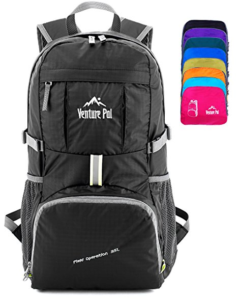 gift ideas for men who travel VenturePal foldable backpack