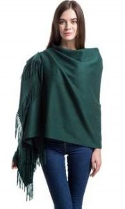 gift ideas for female travelers KROWN CASHMERE wrap