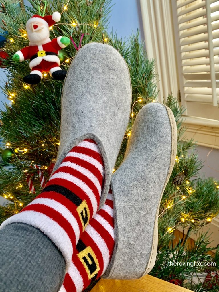 Glerups Wool Slippers Review