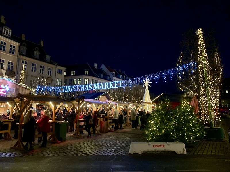 Things To Do In Copenhagen In Winter Hojbro PladsChristmas Market