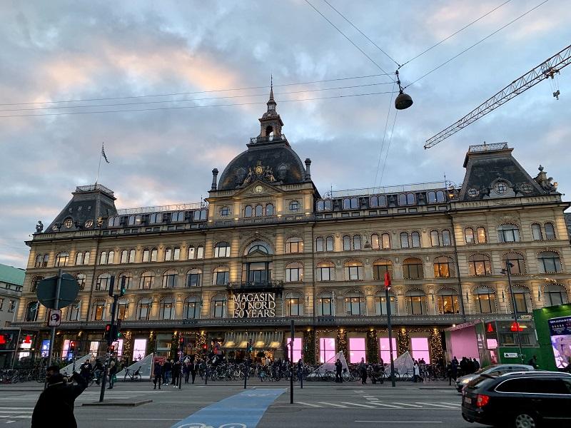Things To Do In Copenhagen In Winter Magazin du Nord shopping