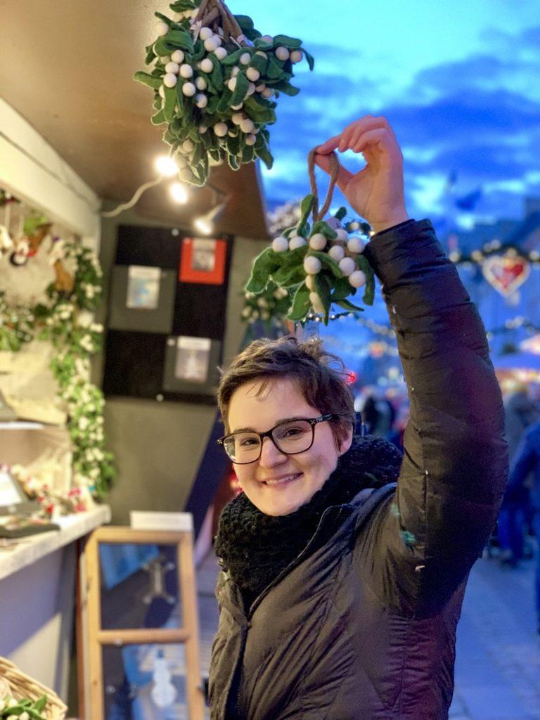 Things To Do In Copenhagen In Winter Nyhavn Christmas market shopping