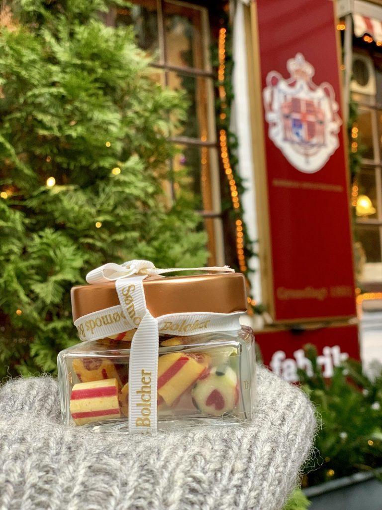 Things To Do In Copenhagen In Winter Somods Bolcher candy maker