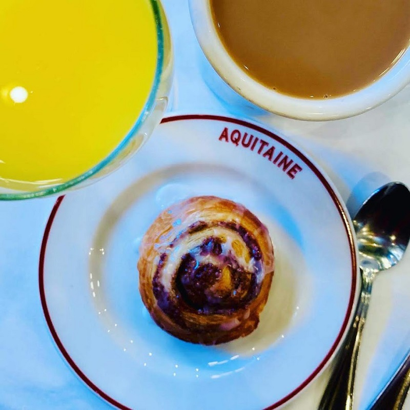 Aquitaine Boston Brunch