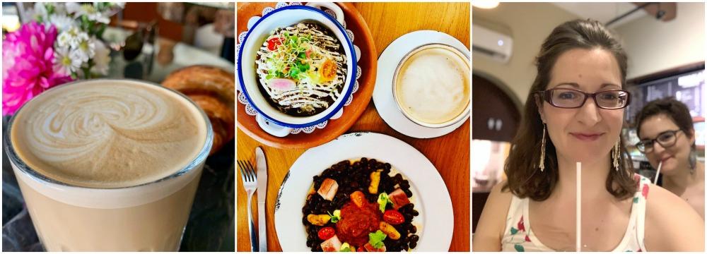 Breakfast in Merida mexico