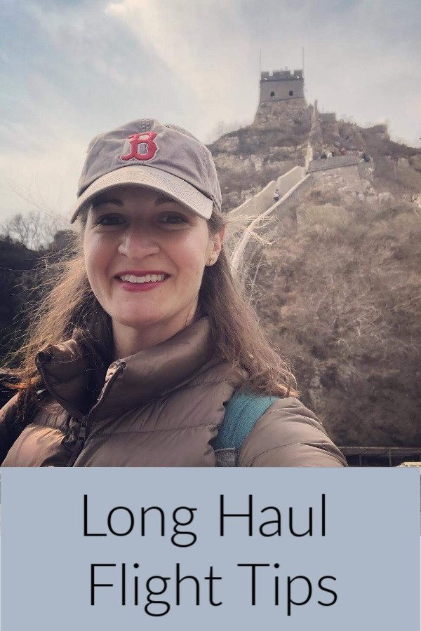 Long Haul Flight Tips Pinterest