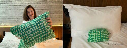 travel pillows for long flights