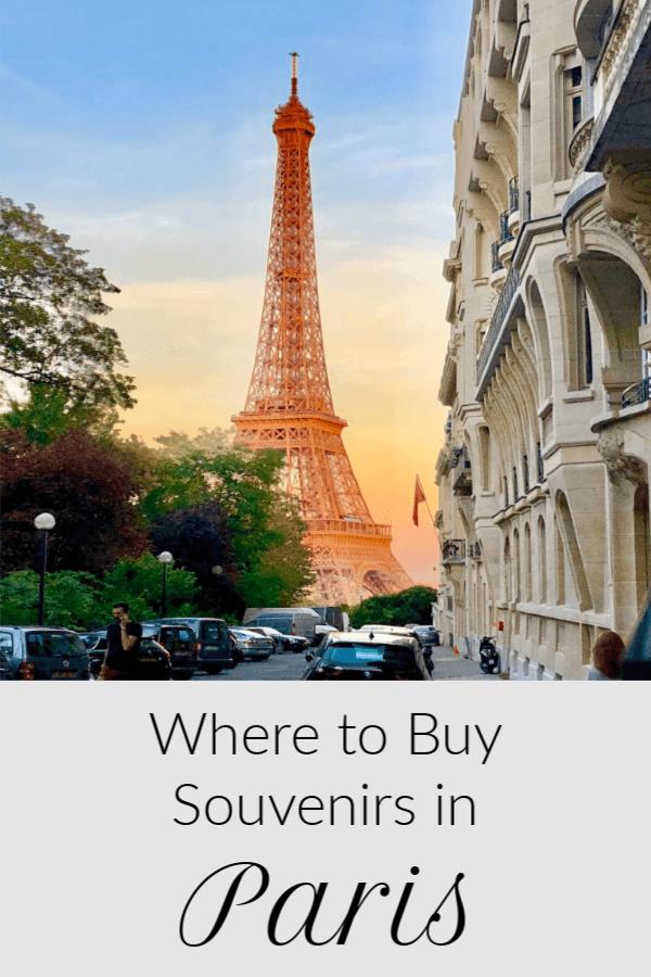 Paris Souvenirs and French Souvenirs The Roving Fox pinterest