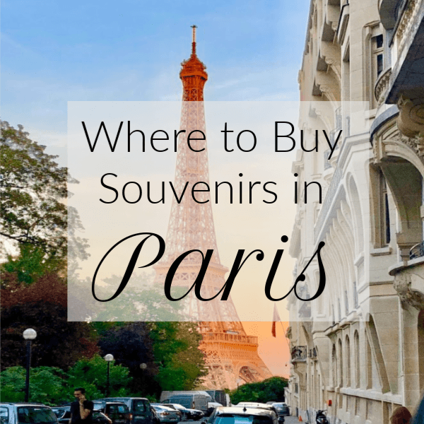 Paris Souvenirs and French Souvenirs The Roving Fox square