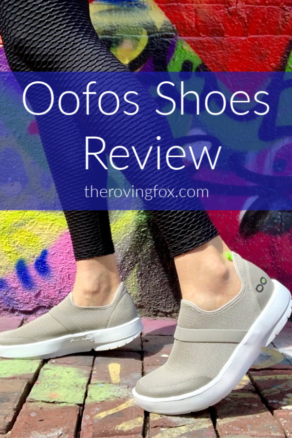 Oofos shoes review. Oofos sandals and Oofos flip flops